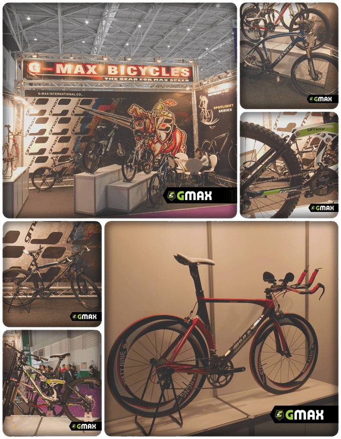 2015 GMAX BICYCLES EXHIBIT